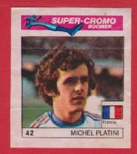 France Michel Platini Juventus
